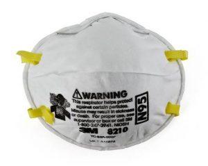 Masker Disposable dan Masker Replaceable
