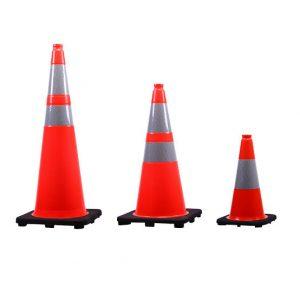 Jual Traffic Cone Pembatas Jalan