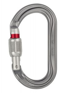 Ok Screw-Lock Carabiner Petzl