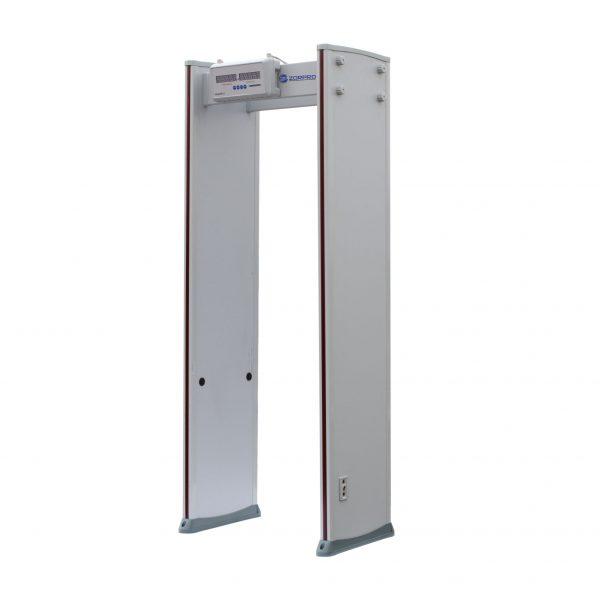 Walk Through Metal Detector 18 Zone