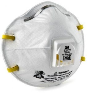 Jual Masker Respirator Pernapasan