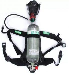 Breathing Apparatus SCBA Composite