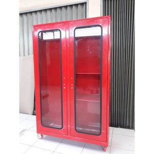 Fire Safety Cabinet Besi