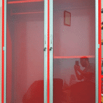 Lemari Safety Cabinet Aluminium