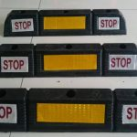Wheel Stopper STOP