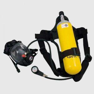 Jenis - Jenis Breathing Apparatus